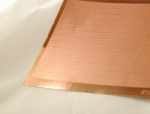 Red Copper Sheathing